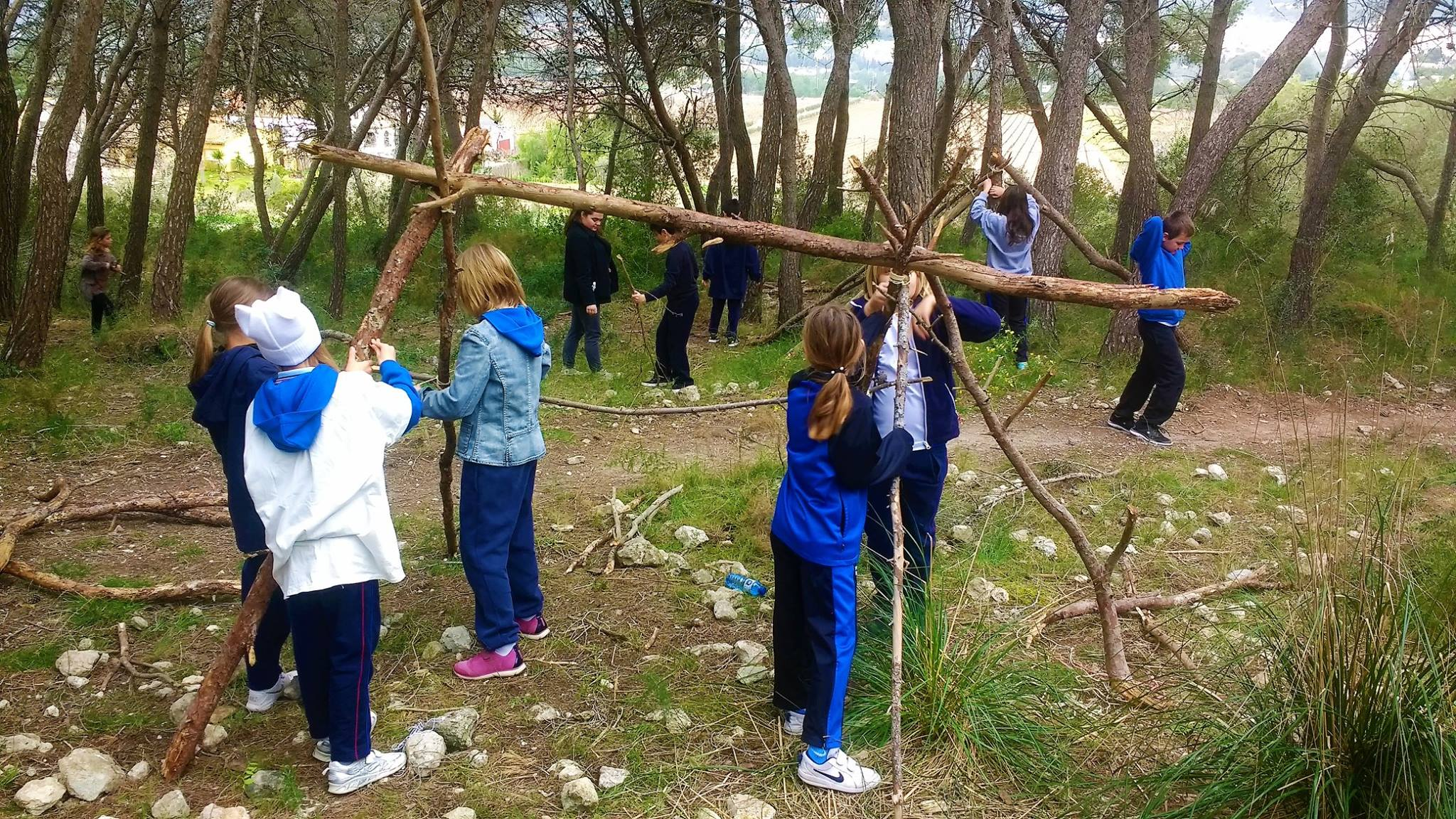 BSB Sitges Forest School
