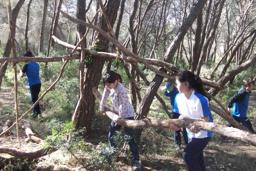 Forest School BSB Sitges