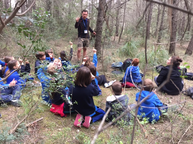 Forest School Sitges