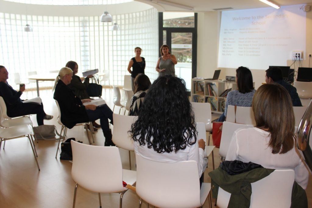 Caring For The New Bsb Families British School Of Barcelona