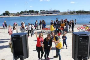 BSB Sponsored Walk/Race for Save the Children
