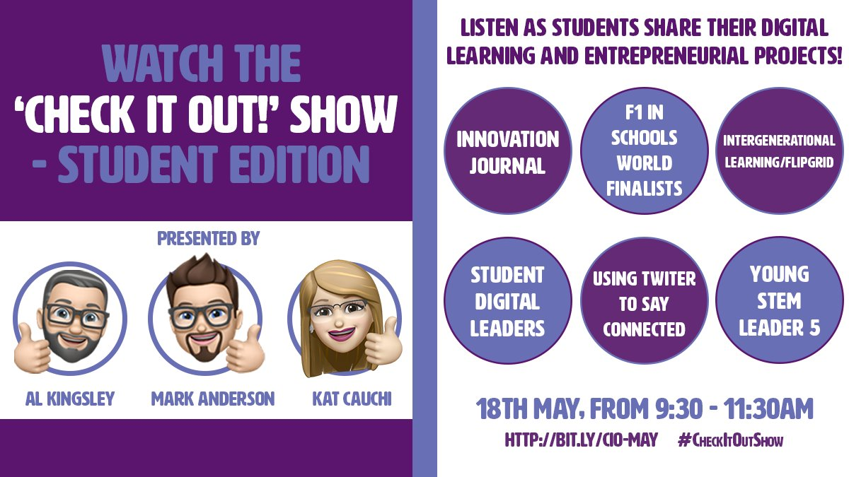 BSB Check It Out Show Students Edition May (1)